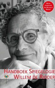 Cover van het Handboek Spiegelogie geschreven door Willem de Ridder