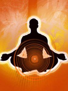 Je heiligbeenchakra oftewel je tweede chakra bevindt zich tussen de wortelchakra en de solar plexus (derde chakra), de kleur is oranje