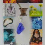 Lapis Lazuli hanger van steengoed, uitstekend om je keelchakra blokkade op te heffen