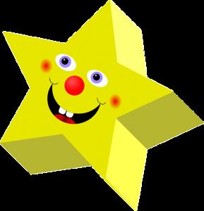 Jouw Spiegeltje: Jij bent een ster!