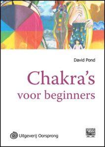 Chakra's voor beginners, David Pond, boekcover
