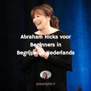 Abraham Hicks voor Beginners: afbeelding van Esther Hicks